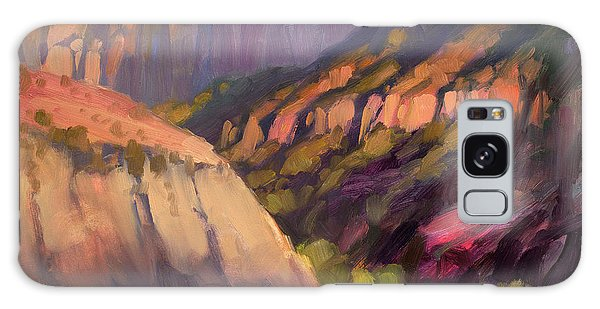 Bush Galaxy Case - Zion's West Canyon by Steve Henderson