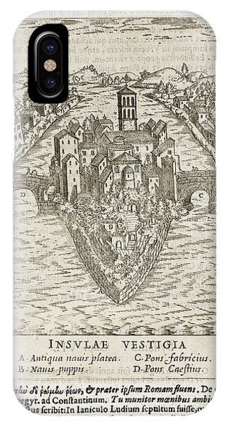 Date 1665 Phone Case by Mary Evans Picture Library
