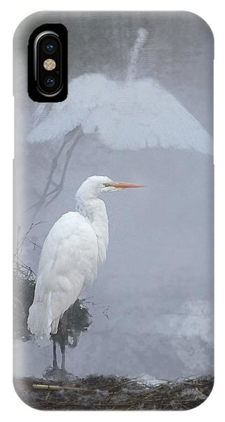 .  .  .  Into The Mist  .  .  . IPhone Case