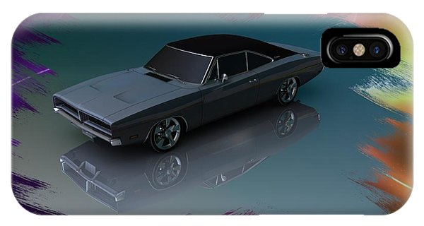 1969 Dodge Charger IPhone Case