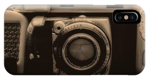 A Kodak Moment IPhone Case