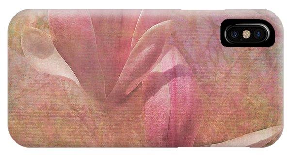 A Peek Of Spring IPhone Case