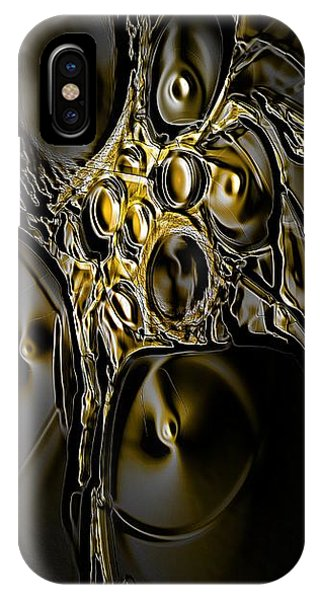 Abstraction190-03-13 Marucii IPhone Case