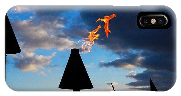 Aloha Sunset   IPhone Case