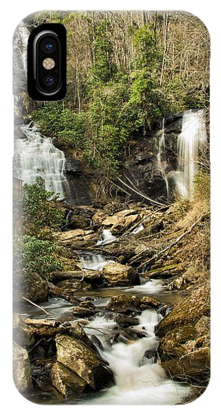 Amacola Falls IPhone Case