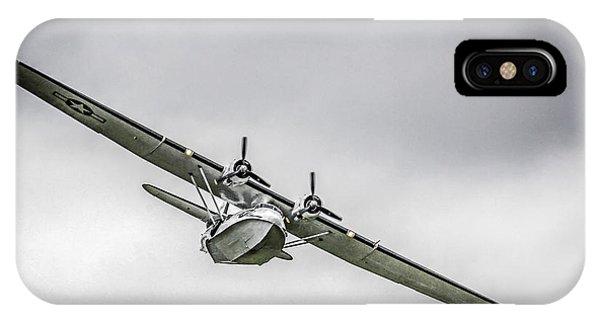 Catalina Seaplane IPhone Case