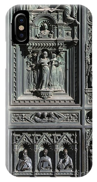 Cathedral Door IPhone Case