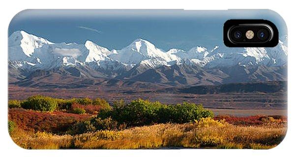 Denali's Path IPhone Case