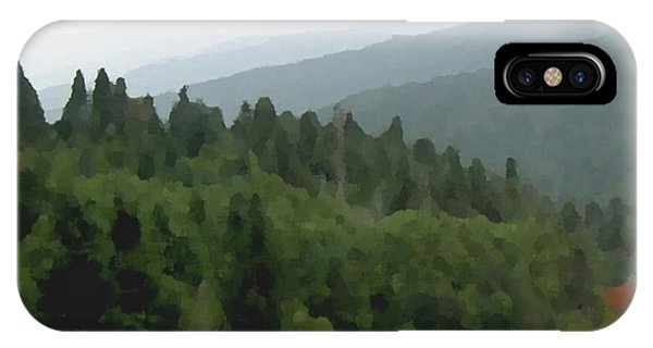 Early Mountain Morning Phone Case by Dr Loifer Vladimir
