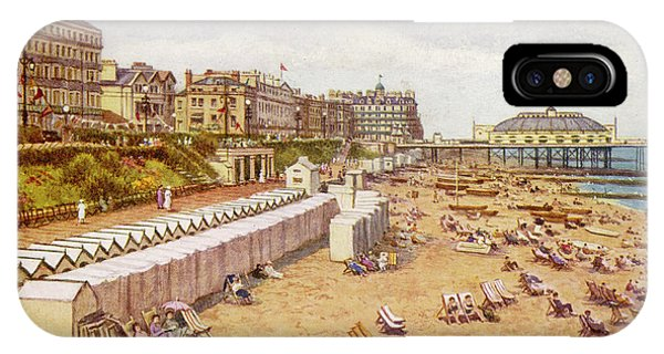 Eastbourne, Sussex A View Phone Case by Mary Evans Picture Library