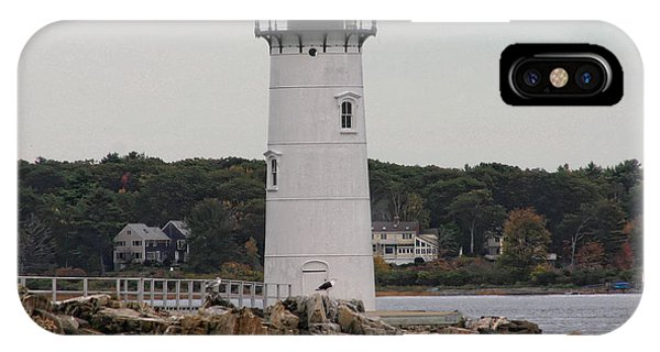 Fort Constitution Light IPhone Case