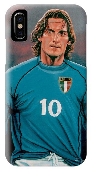 Francesco Totti 2 IPhone Case