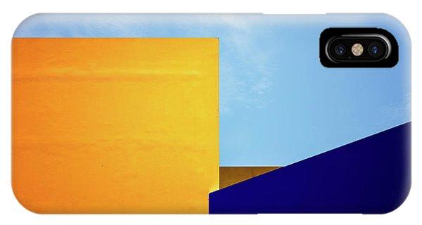 Yellow iPhone Case - .. by Harry Verschelden