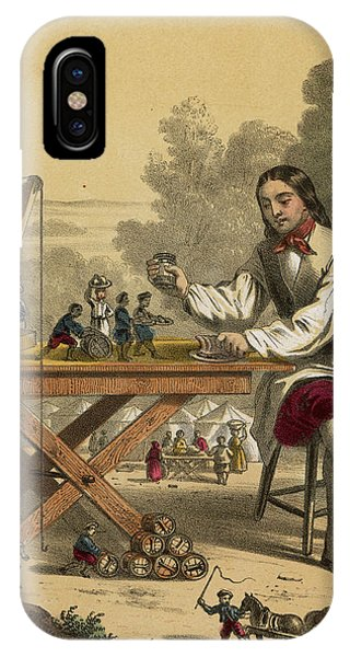 He Is Given Six Hundred  Servants Phone Case by Mary Evans Picture Library