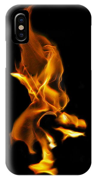 Ignite IPhone Case