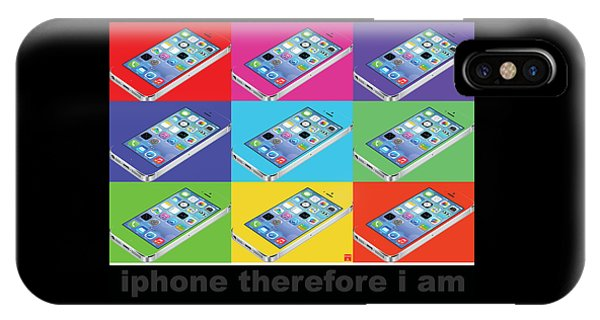 Iphone Therefore I Am IPhone Case