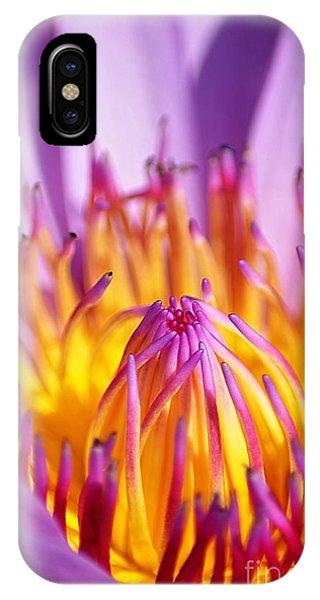 Just Purple IPhone Case