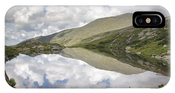 Lakes Of The Clouds - Mount Washington New Hampshire IPhone Case