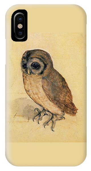 Little Owl IPhone Case