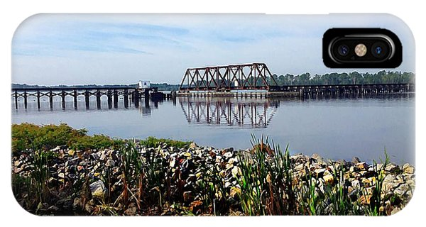 Little Washington Trestle IPhone Case