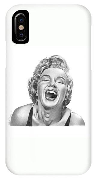 Marilyn Monroe - 034 IPhone Case