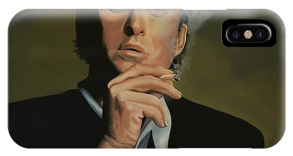 Elegant iPhone Case -  Michael Douglas by Paul Meijering