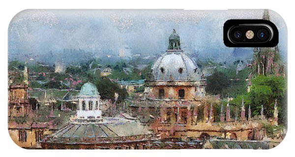 Oxford Panorama IPhone Case