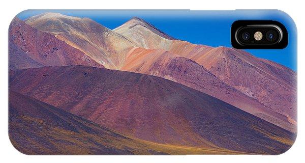 Painted Atacama IPhone Case