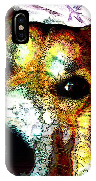 Pembroke Welsh Corgi IPhone Case