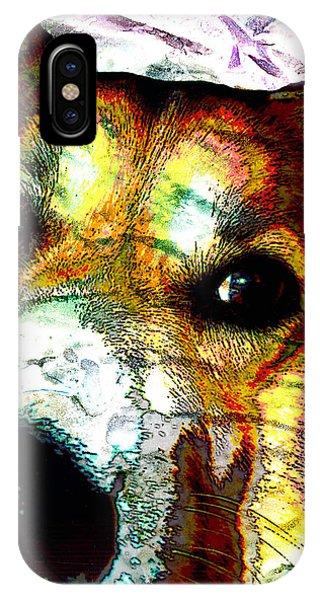 iPhone Case -  Pembroke Welsh Corgi by Alene Sirott-Cope