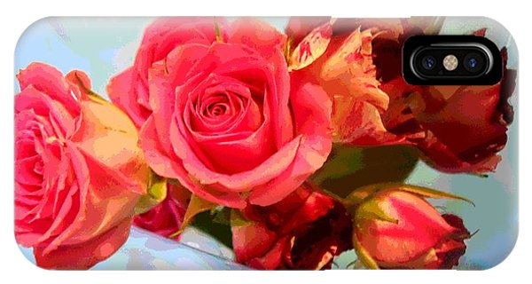 Roses 4 Lovers  IPhone Case