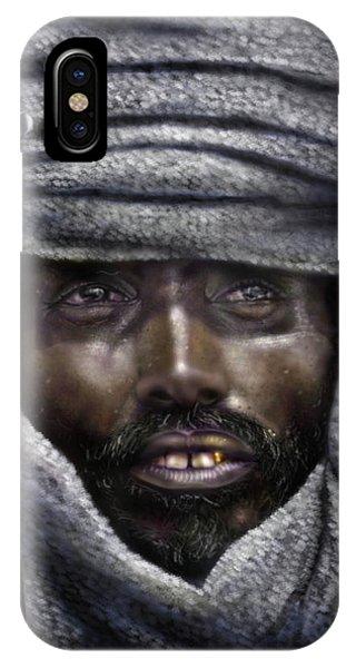 Somalia - How I Live  IPhone Case