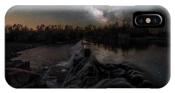 Split Rock Dreamscape IPhone Case