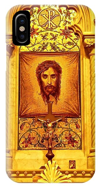 St. Patrick Nyc  Altar IPhone Case