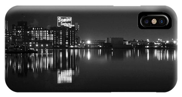 Sugar Glow Bw IPhone Case