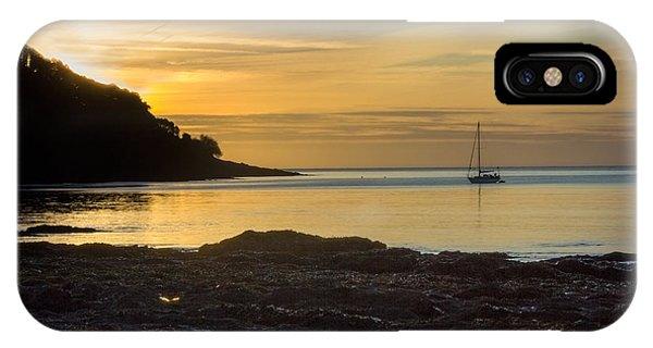Sunrise Pendennis Point IPhone Case