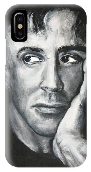 Sylvester Stallone IPhone Case