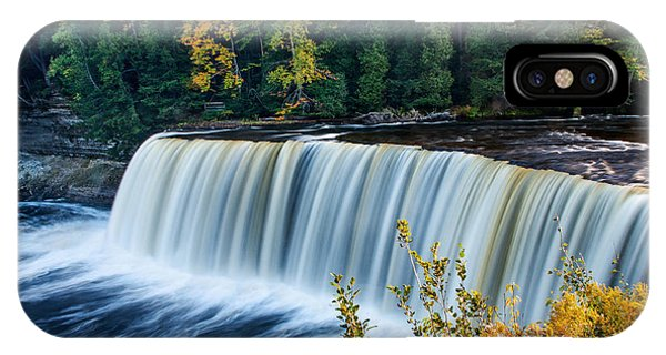 Tahquamenon Falls IPhone Case