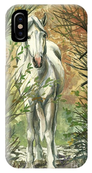 The Look Out IPhone Case