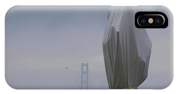 Veil Monument IPhone Case