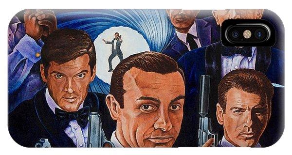 007 IPhone Case