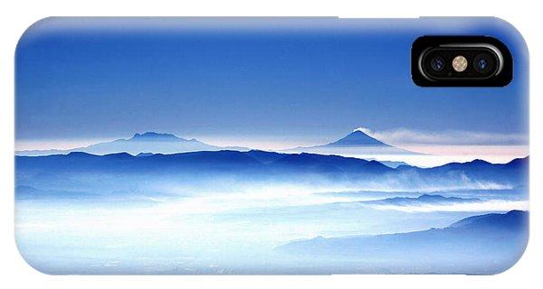 00704 Vulcanos Mexico IPhone Case