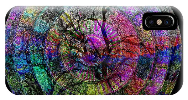 IPhone Case featuring the digital art #012620142 by Visual Artist Frank Bonilla