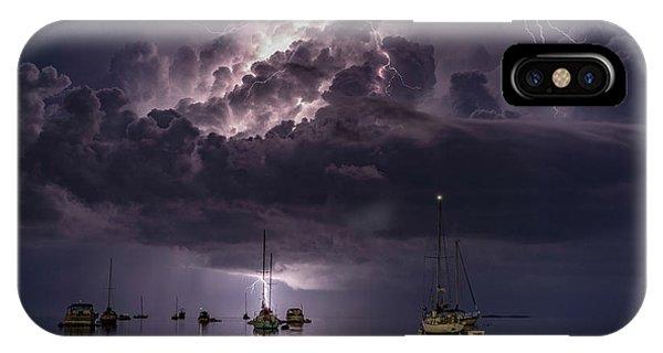 Energy iPhone Case - 018 by Alexandru Popovski