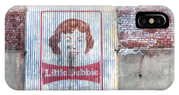 0256 Little Debbie - New Orleans IPhone Case