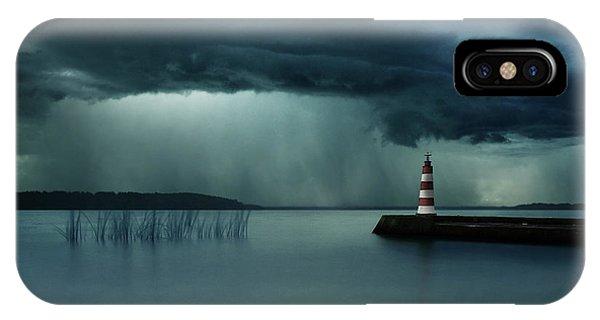Storm iPhone Case - * by Mindaugas ??arys