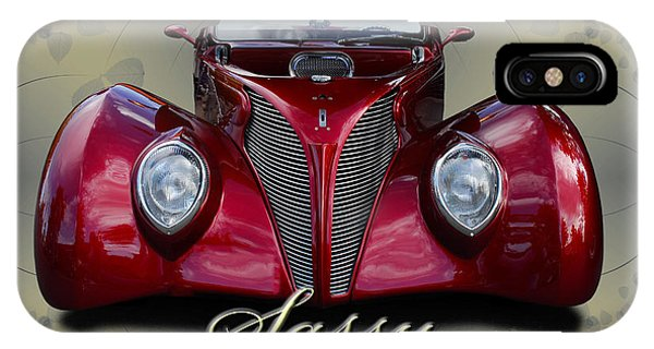 1939 Ford Coupe IPhone Case