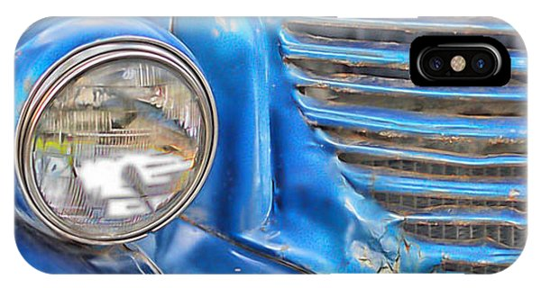 1940 Plymouth Pick Up IPhone Case