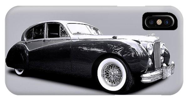 1953 Jaguar Mk Vii  IPhone Case