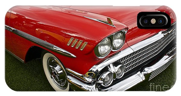 1958 Chevy Impala IPhone Case